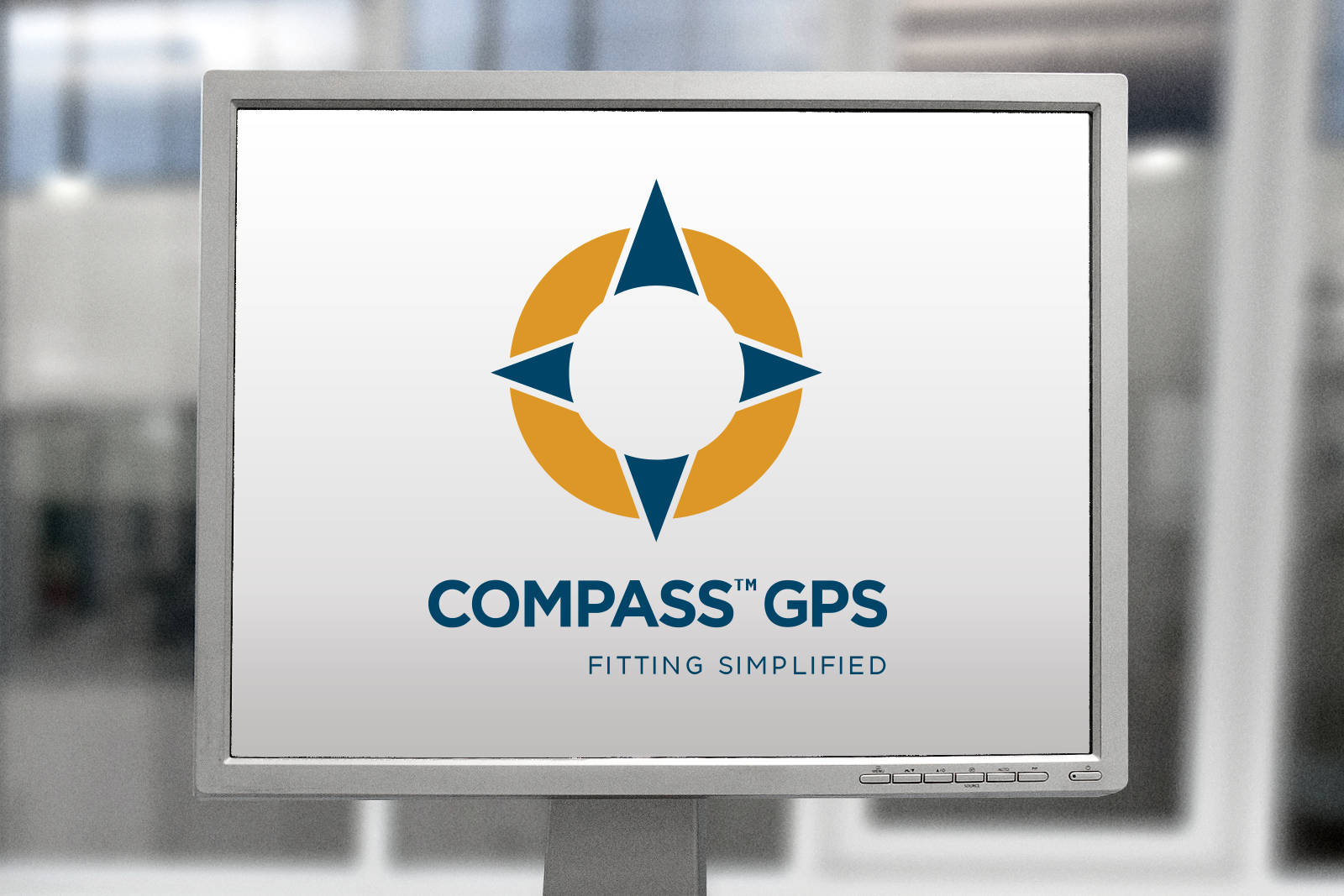 COMPASS GPS fitting software